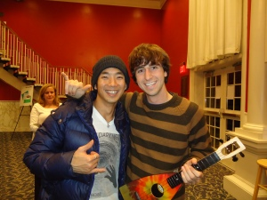Jake Shimabukuro, A Cruising Couple