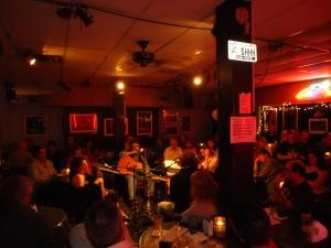 Bluebird Cafe, Nashville