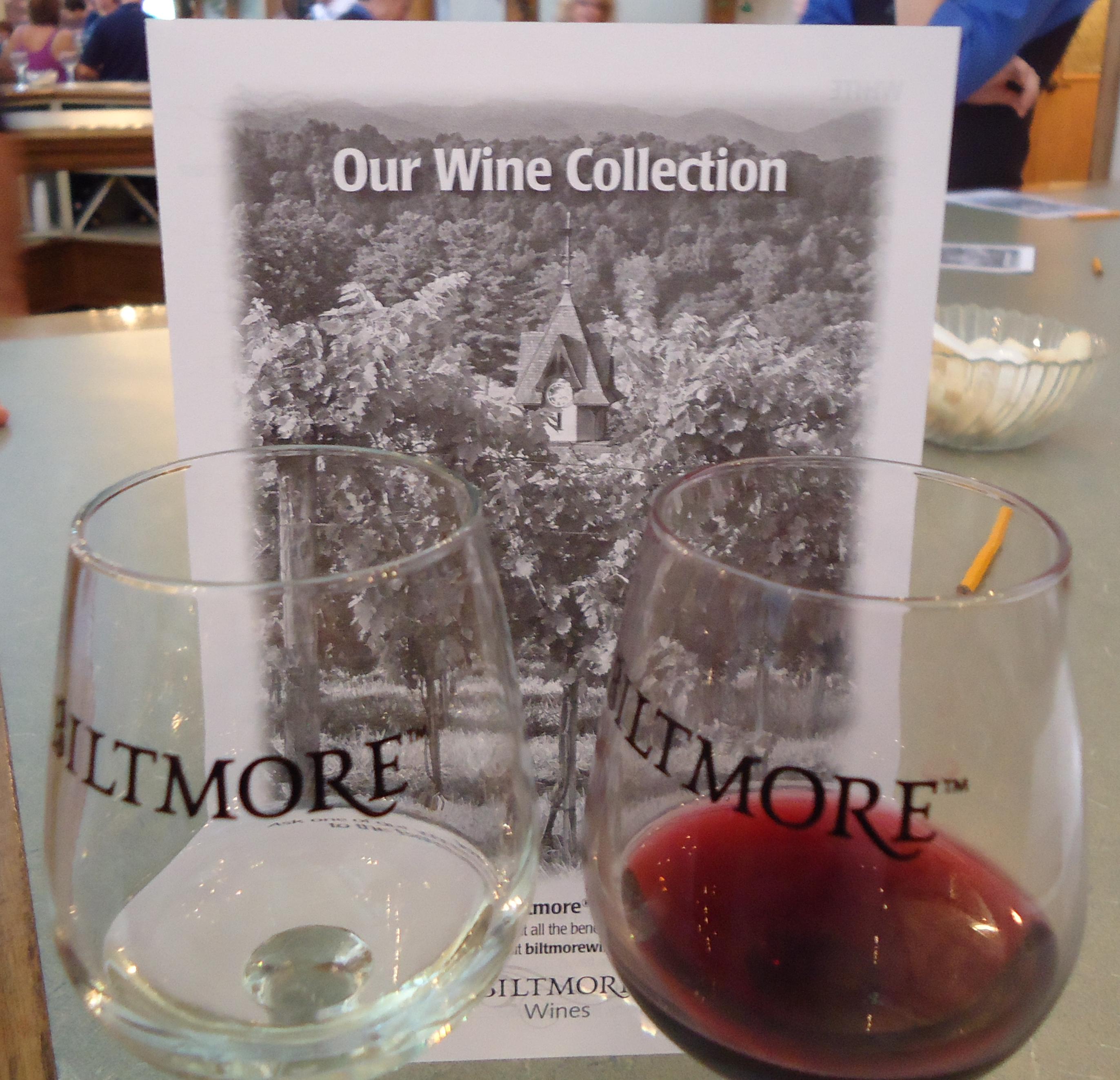 Biltmore Wine Tasting, Asheville