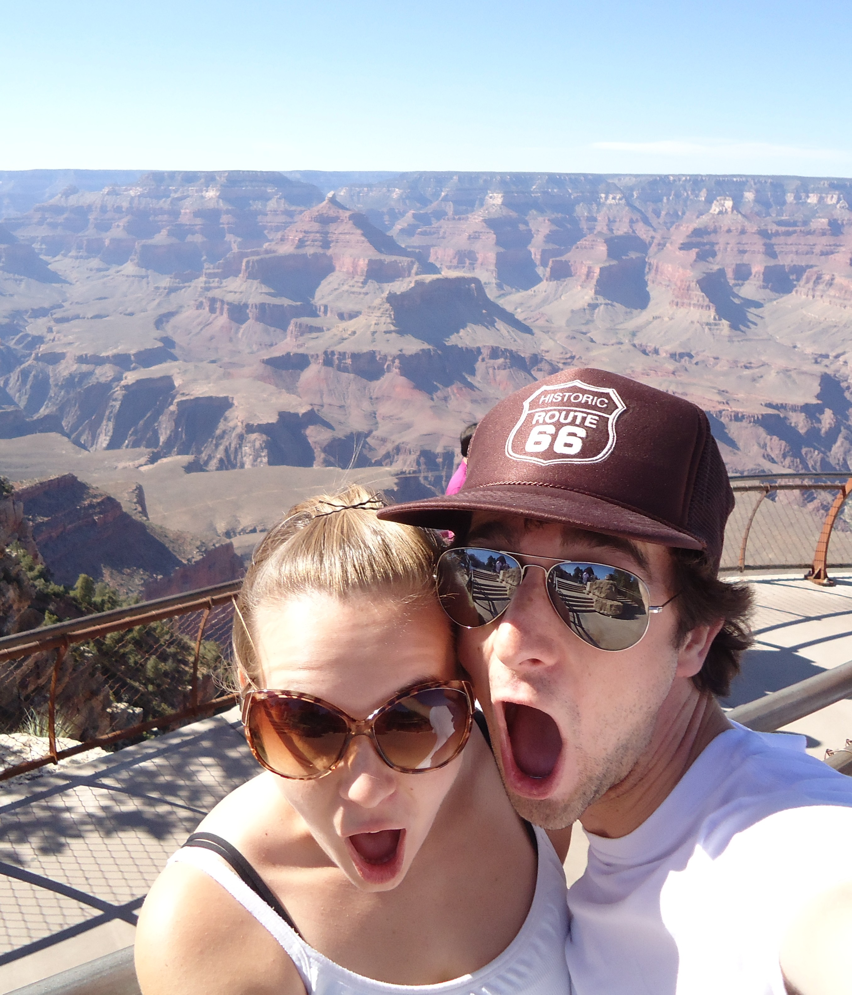Grand Canyon: Isn't Life Grand!