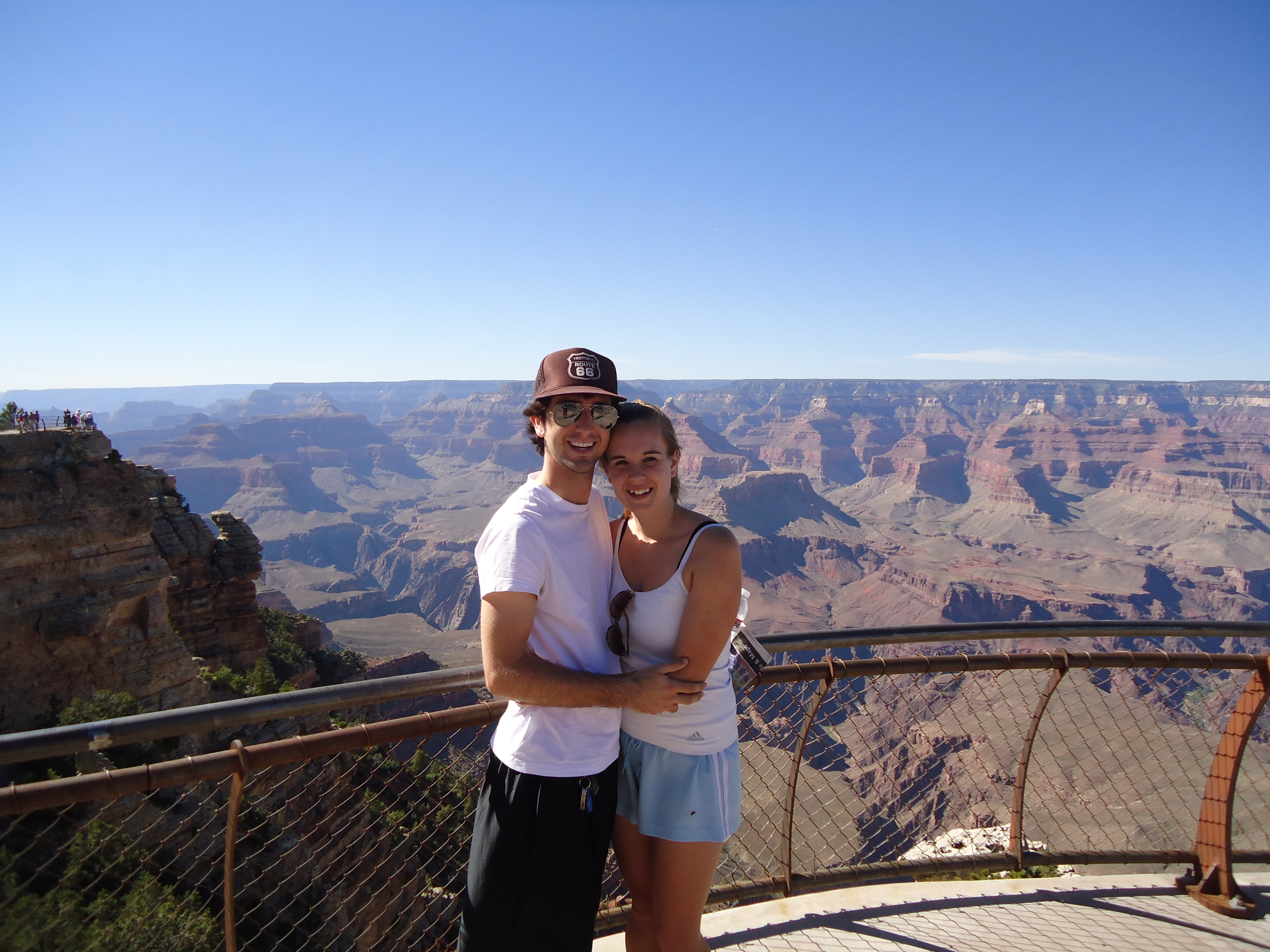 Mather Point, A Cruising Couple