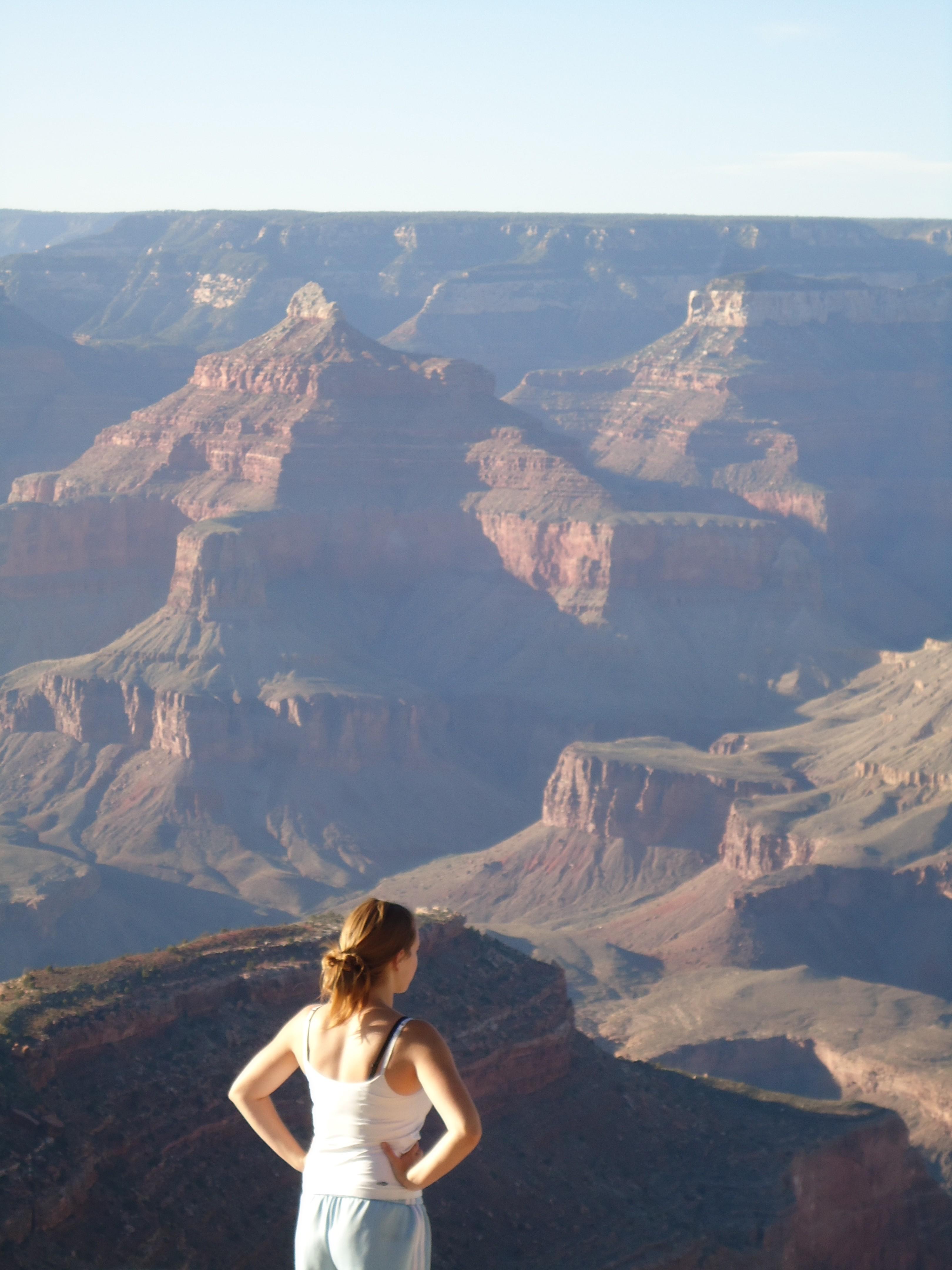 A Cruising Couple, Grand Canyon