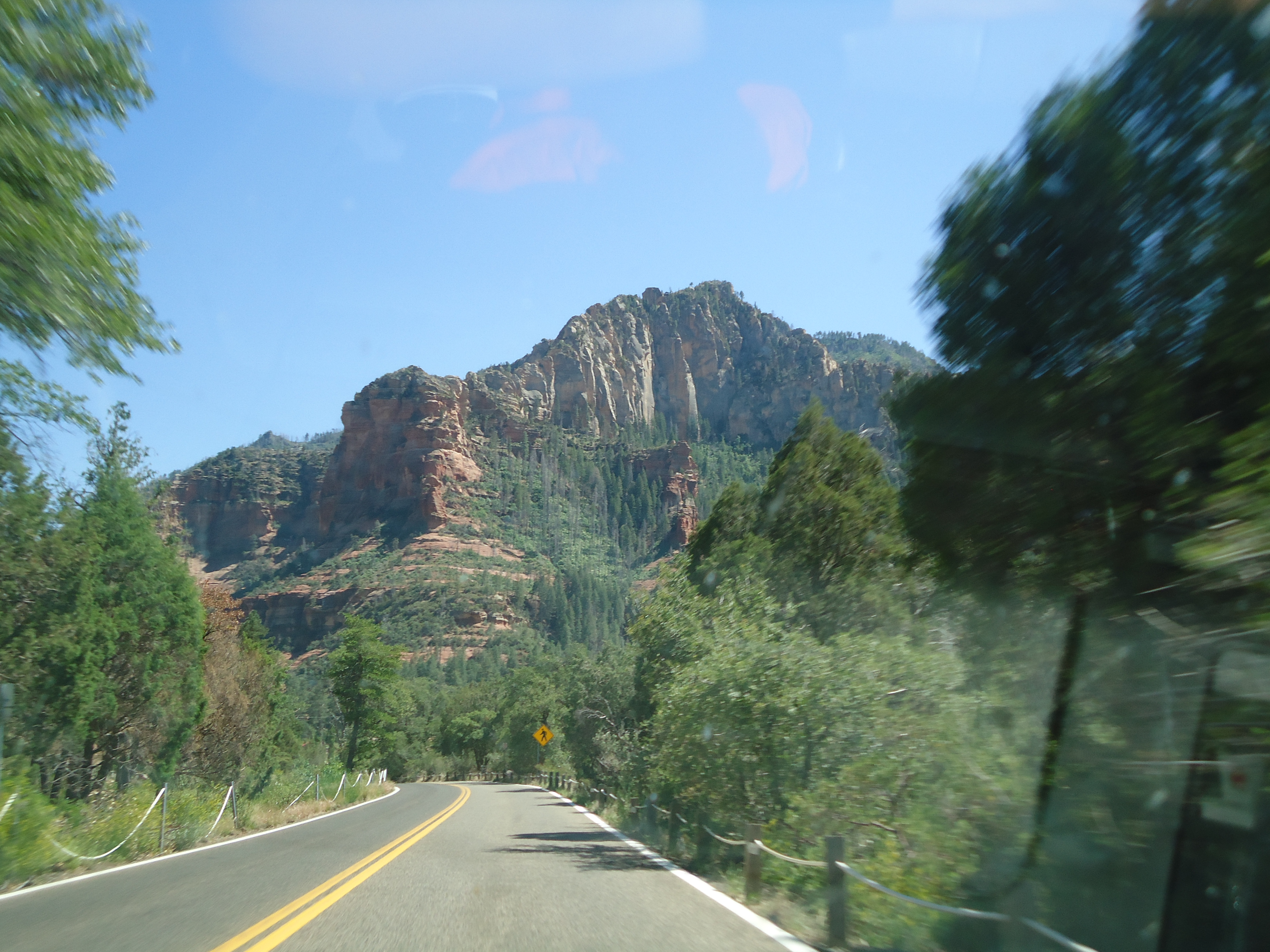 Scenic Highway 89a