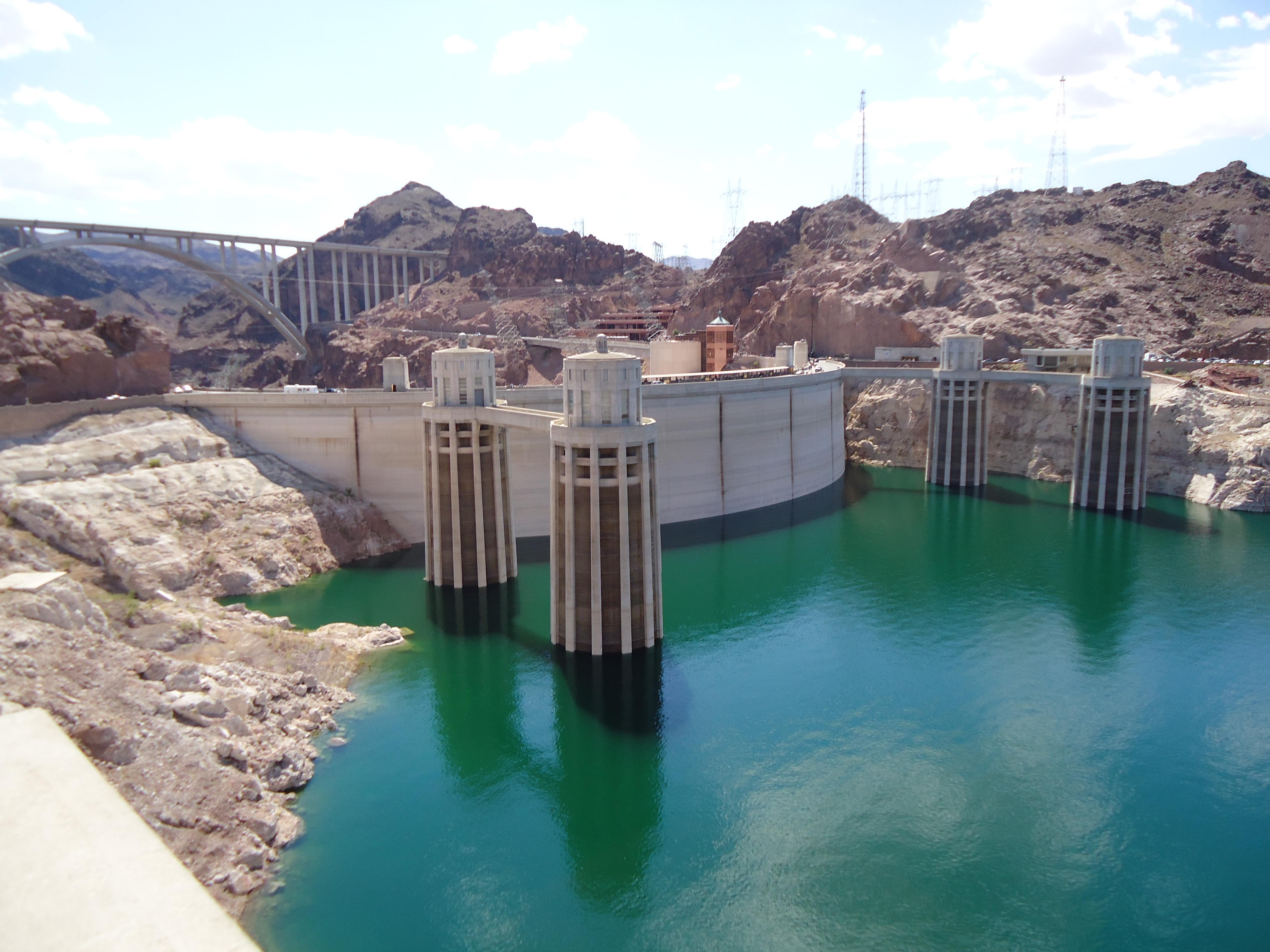 Hoover Dam, Vegas