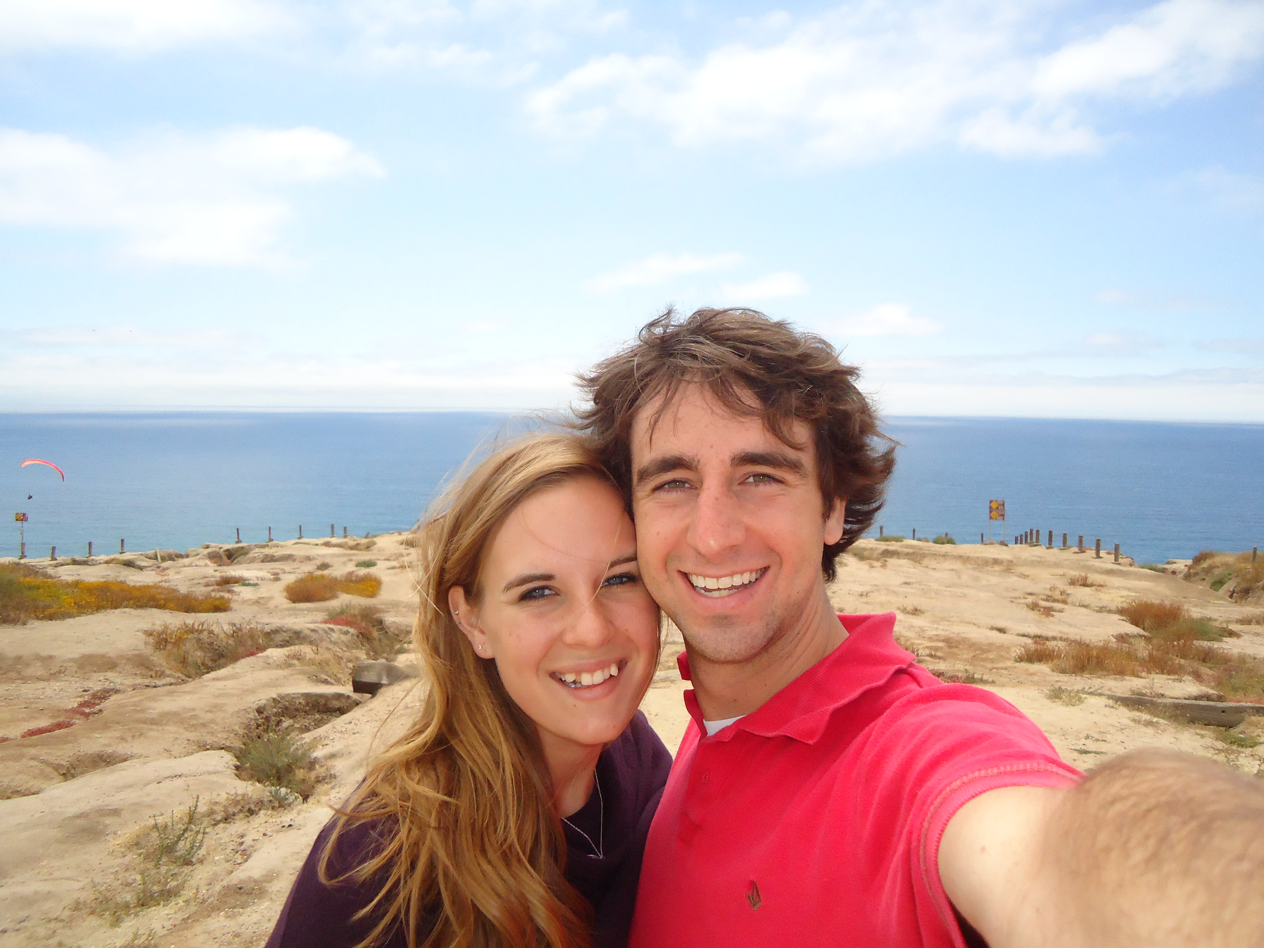A Cruising Couple, San Diego
