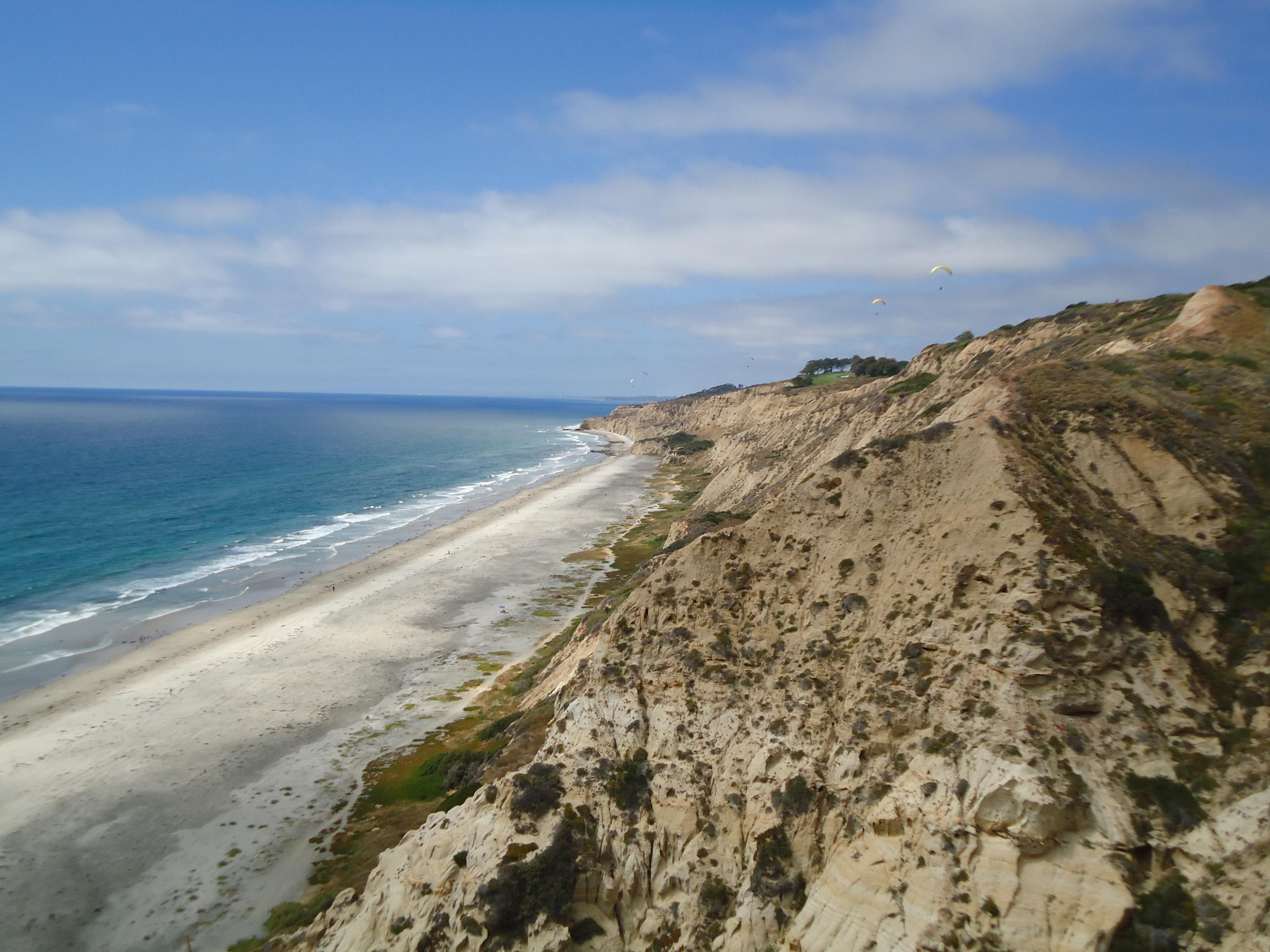 Blacks Beach, San Diego