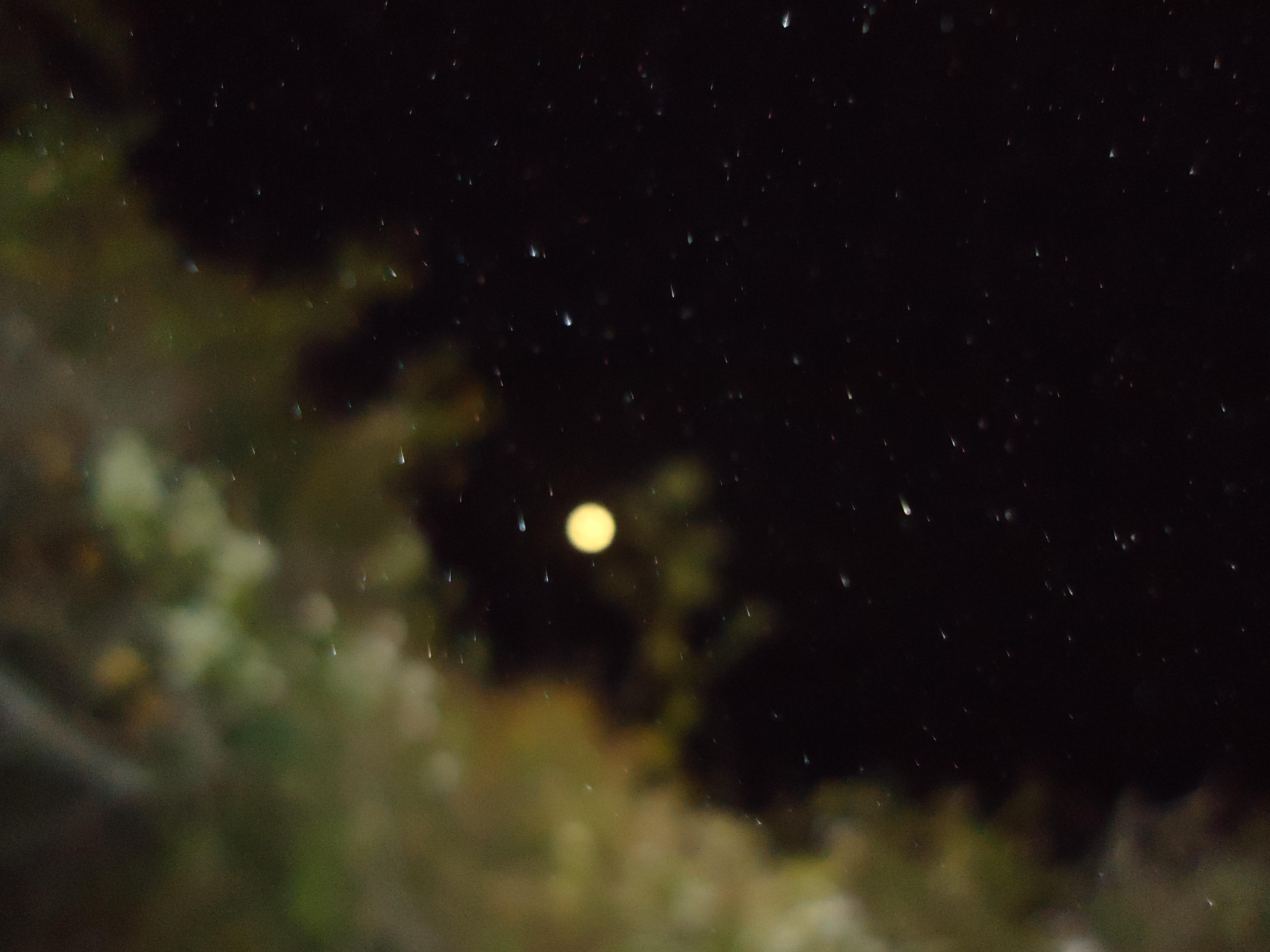 Night Sky in Big Sur, Road Trip