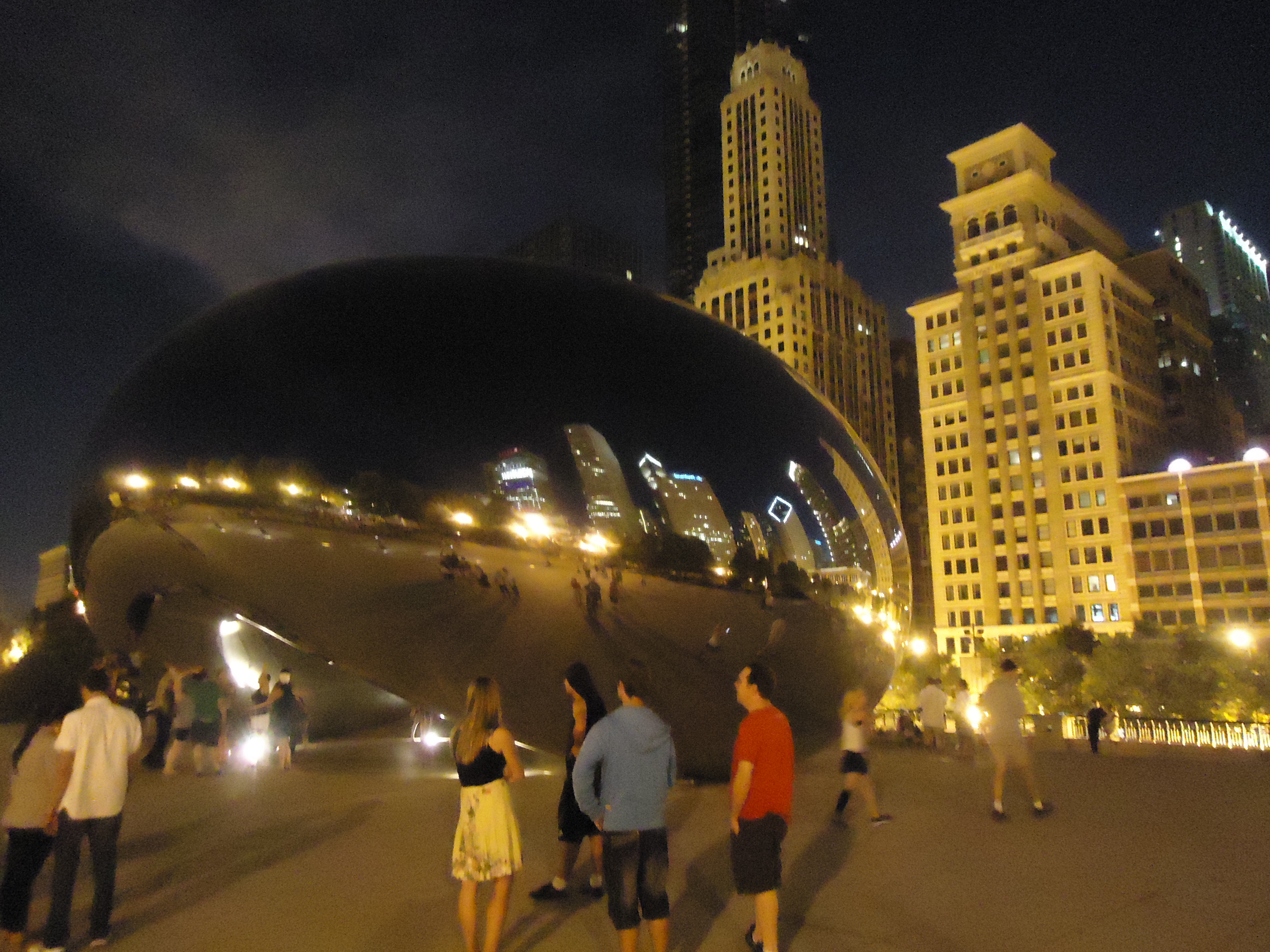 A Cruising Couple, The Bean