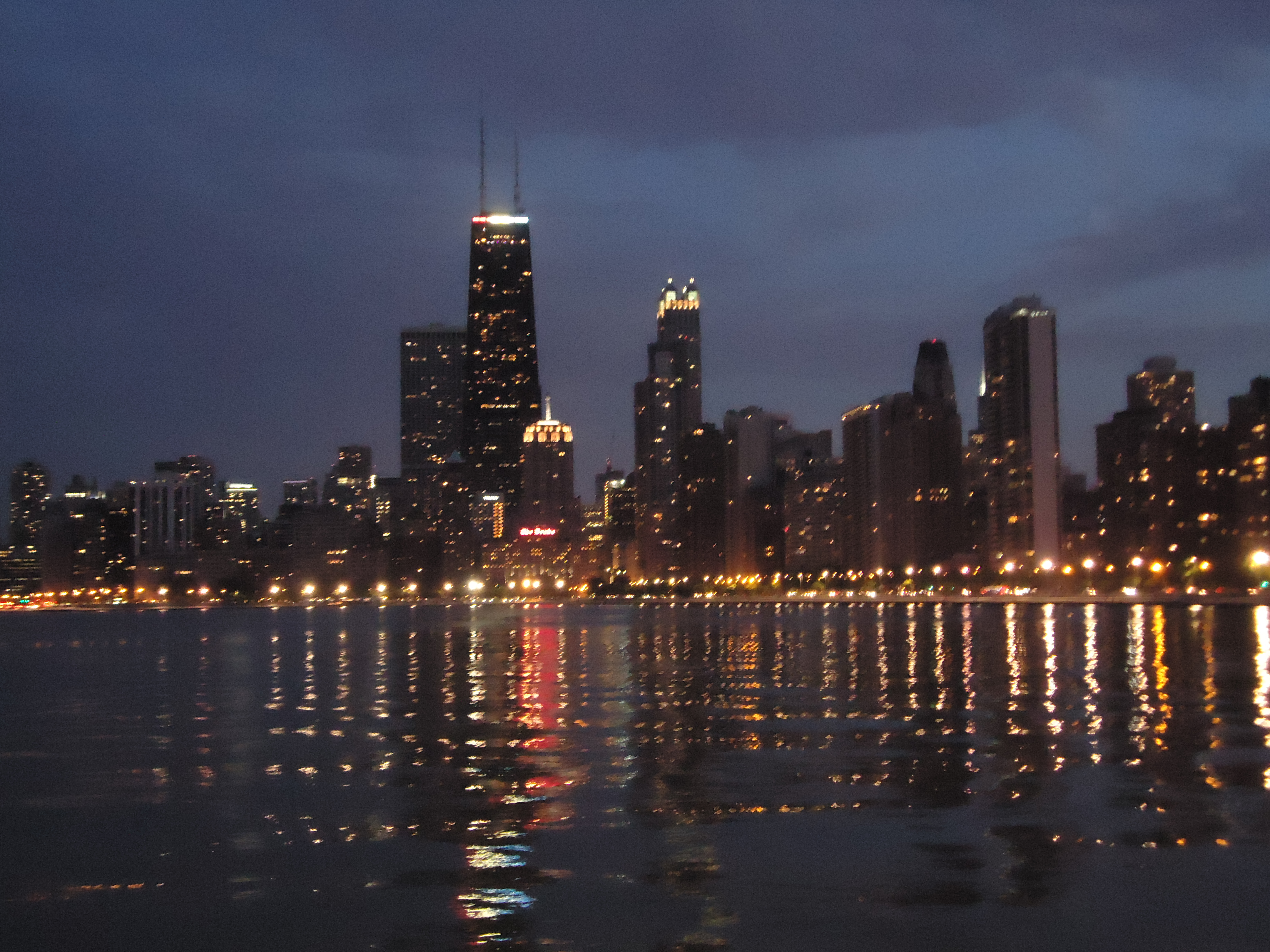 Chicago, Road Trip