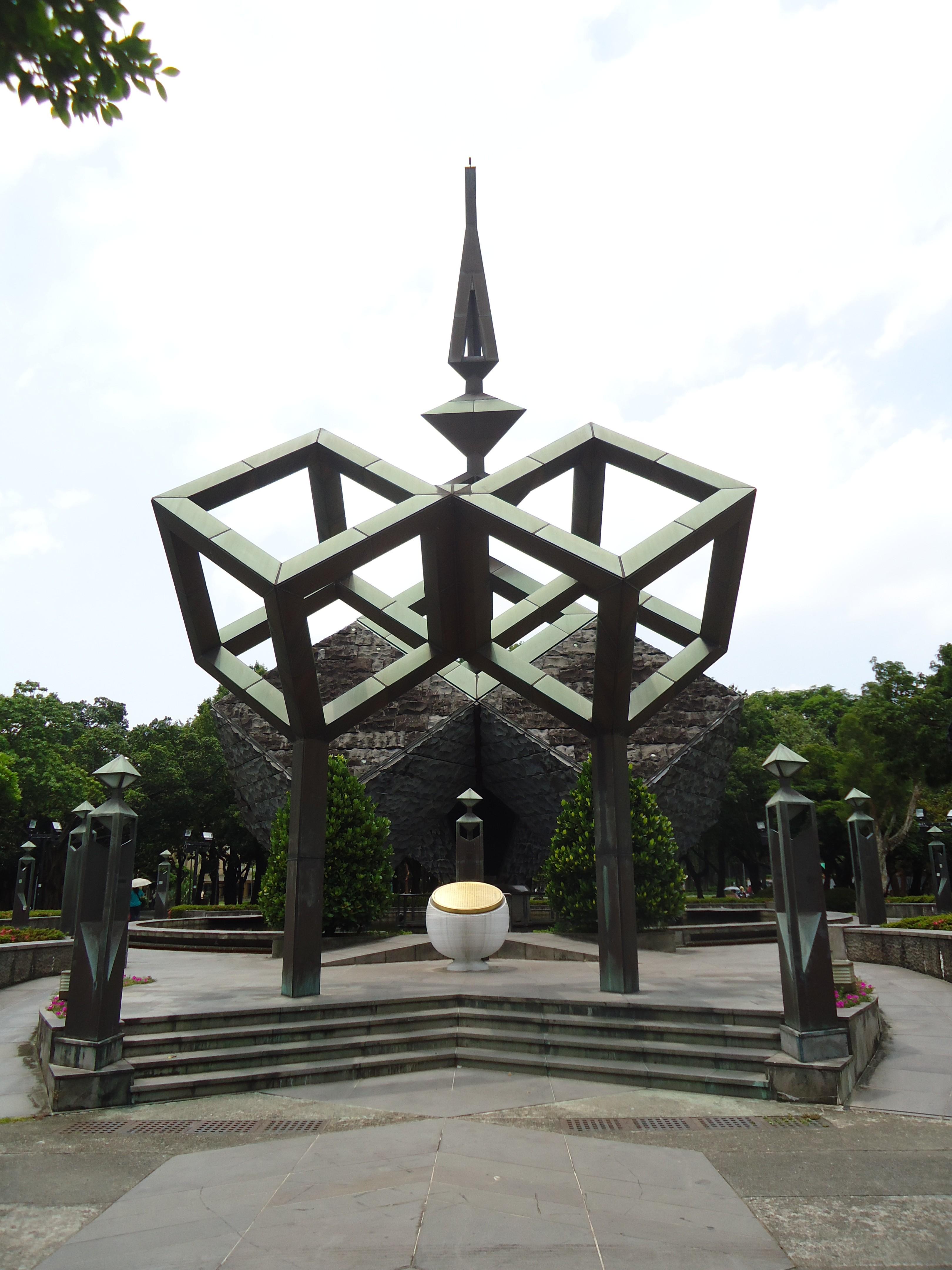Monument, Taiwan