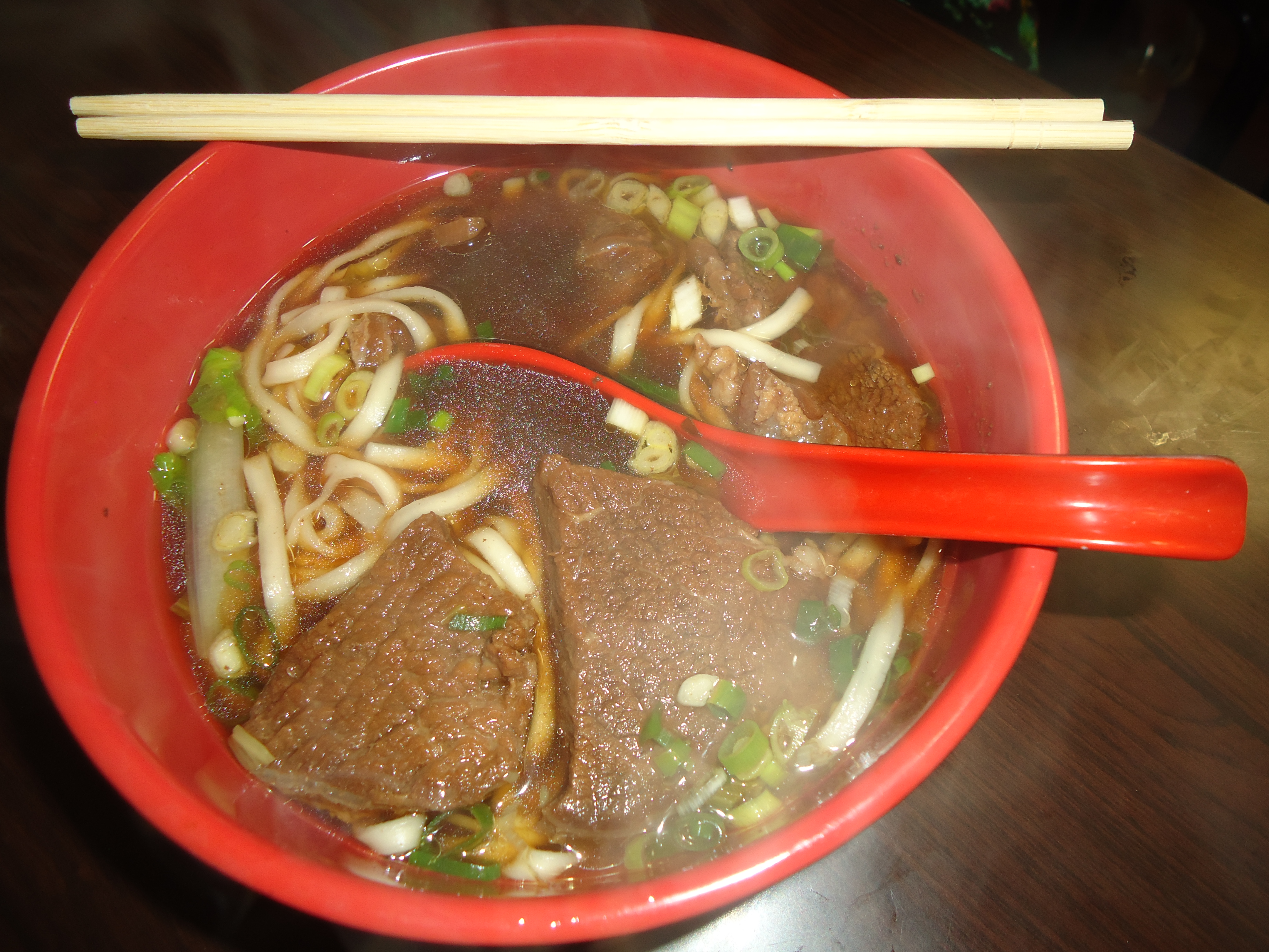 Beef Noodles, Taiwan