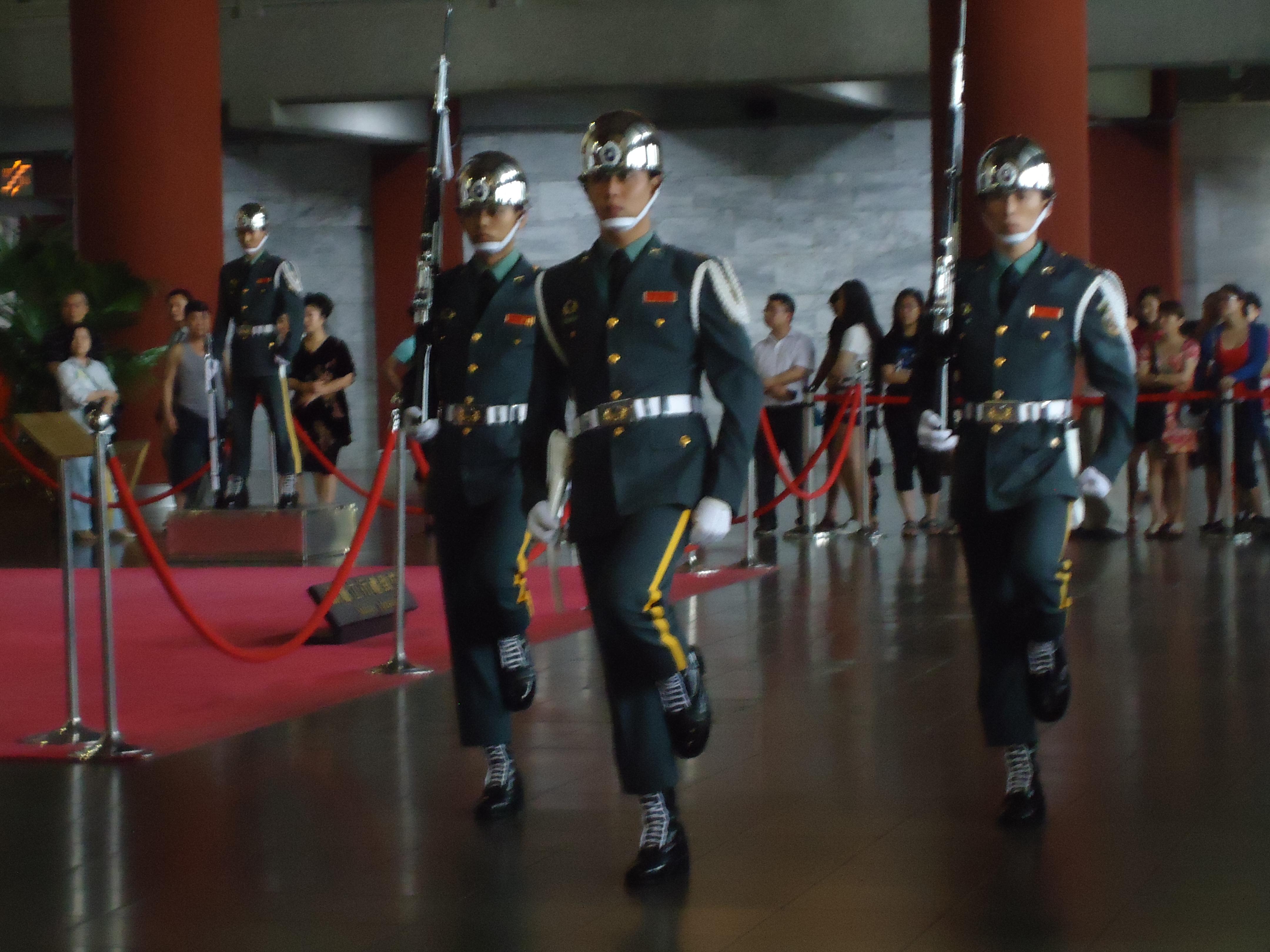 Guards, Taiwan