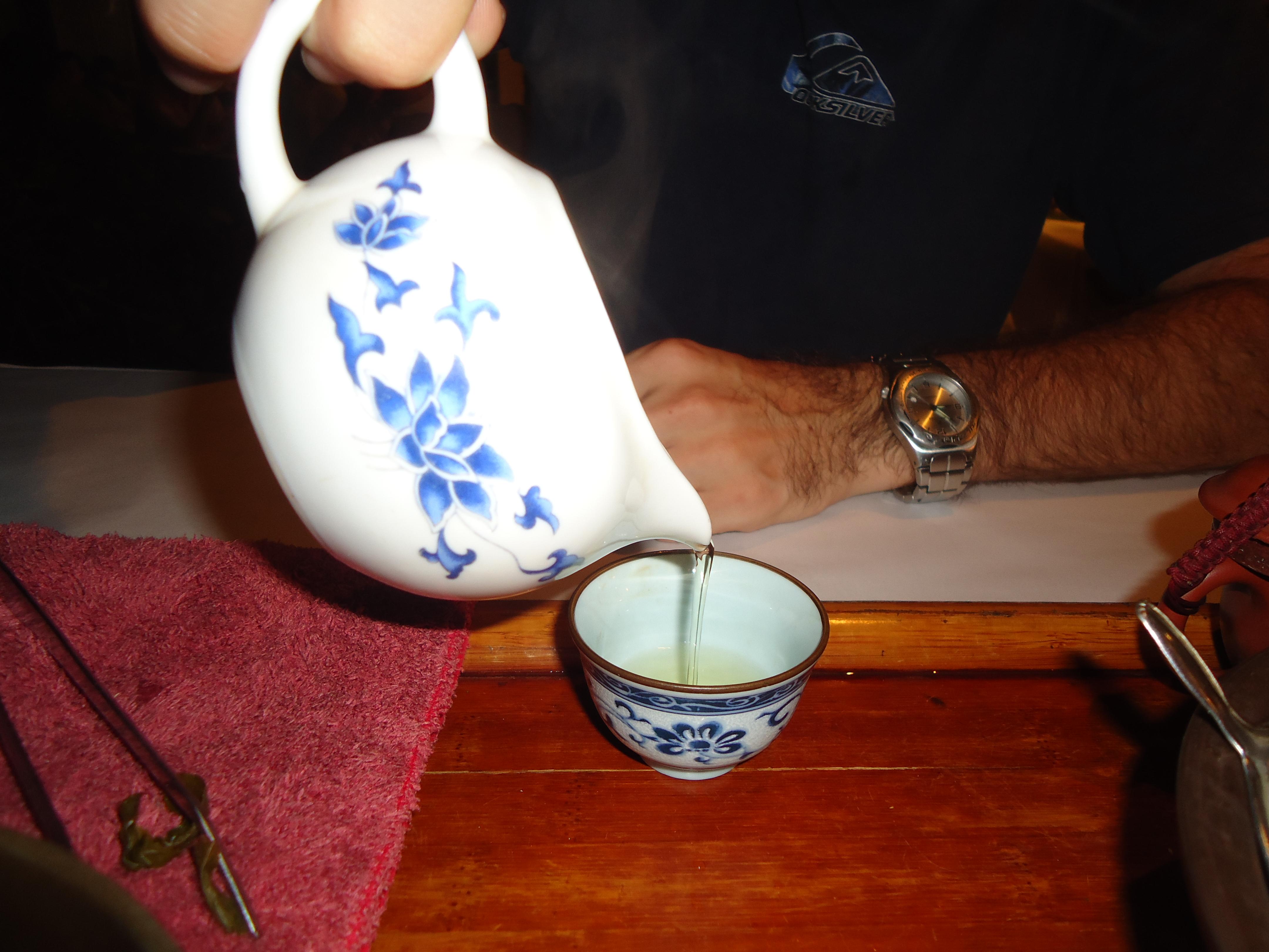 tea, Taiwan