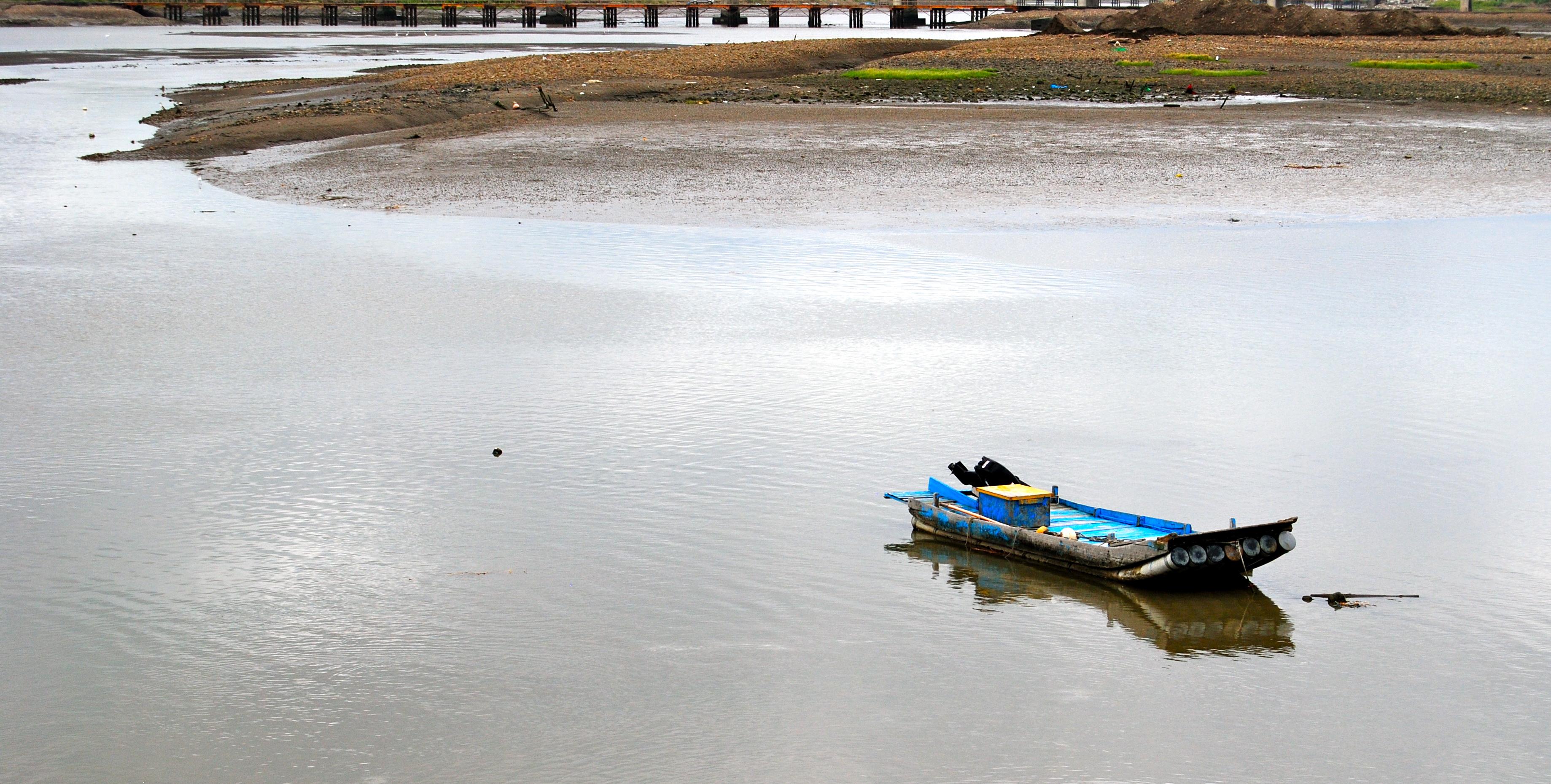 Boat at Nanliao