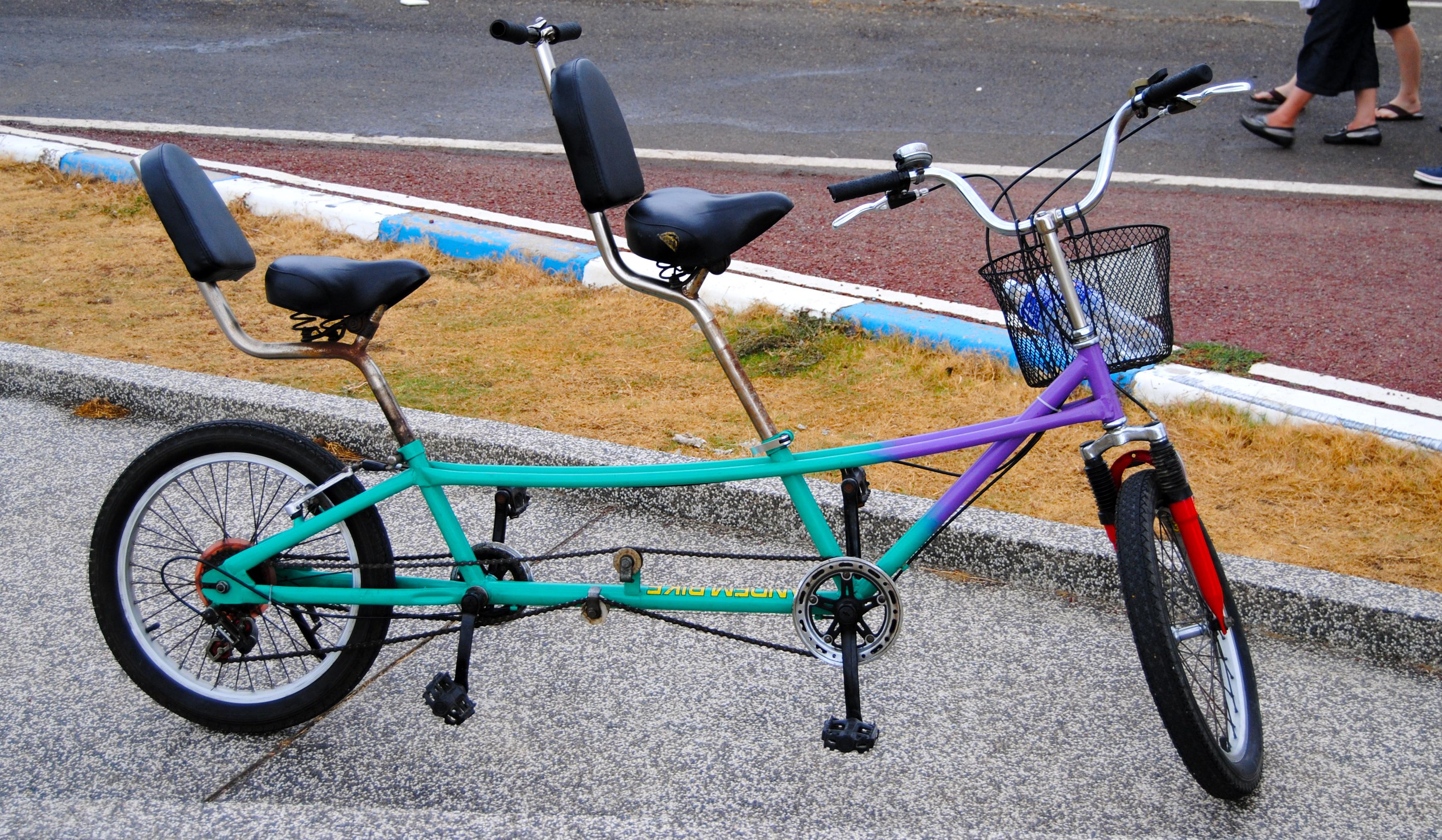 Bicycle, Nanliao